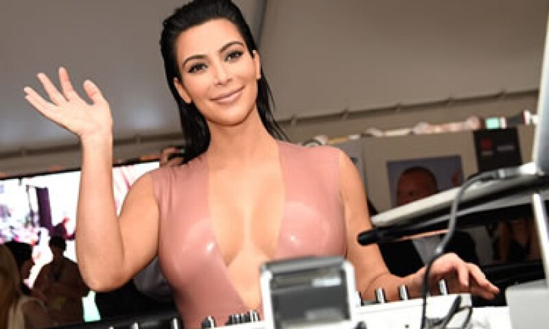 Los boletos para la clase maestra de Kim Kardashian inician en 300 dólares. (Foto: Getty Images )