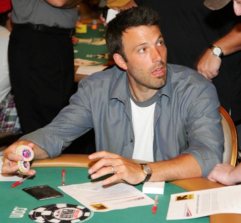 El actor confesó que tiene esta especial habilidad para aumentar sus posibilidades de ganar dinero en este juego, lo cual le trajo problemas en famosos casinos de Las Vegas y Canadá.