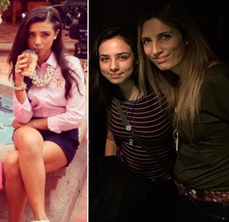 En 2013 Fiona apareció en la serie Gossip Girl Acapulco.