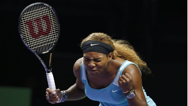 serena williams derrota