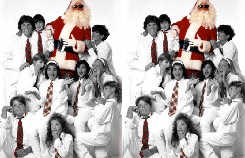 tarjetas-navideñas-kardashians