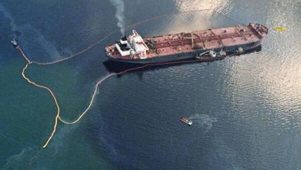 7 Desastre del Exxon Valdez