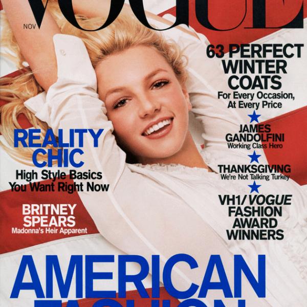 Vogue, noviembre 2001