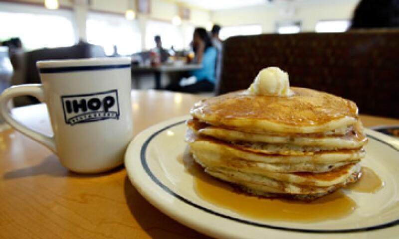 En 2012, IHOP contará con seis restaurantes en el DF. (Foto: Reuters)