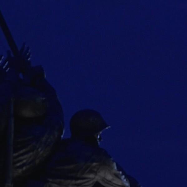 Soldados monumento Virginia