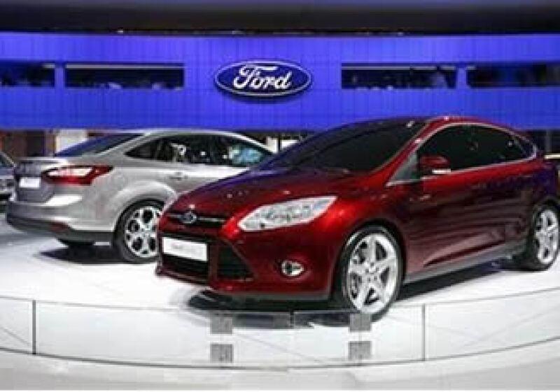 El mercado automotriz mexicano tiene una inercia positiva, destacó el vicepresidente de Mercadotecnia Global de Ford. (Foto: Reuters)