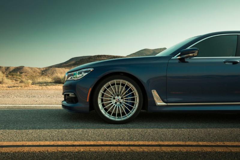 BMW y Alpina