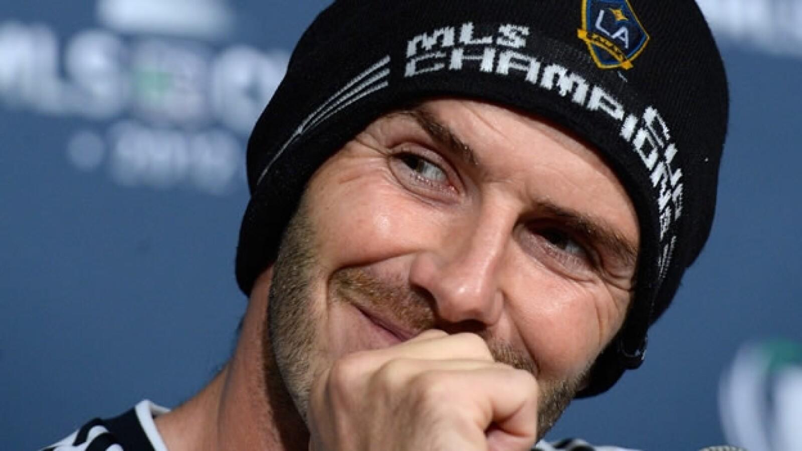 David Beckham despedida 3