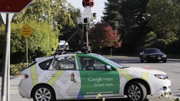 Google recopiló los datos de 30 países en redes inalámbricas no seguras.  (Foto: AP)