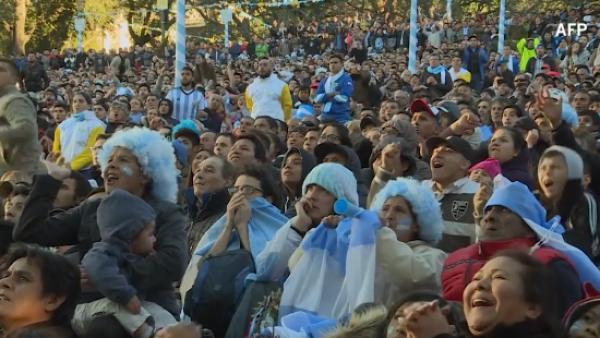 Decepción-aficionados-argentinos-Mundial-AFP