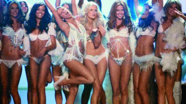 Los ángeles de Victoria s Secret