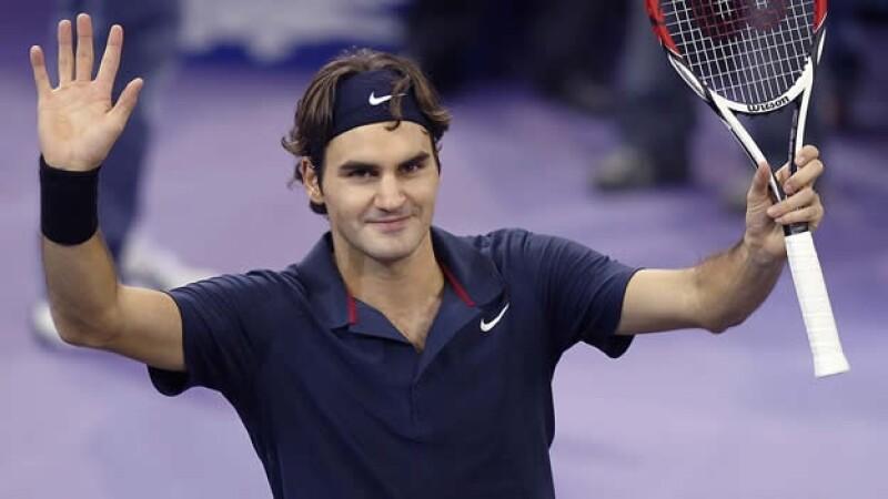 tenista suizo federer