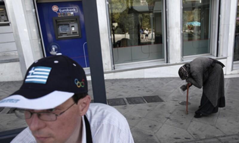 La morosidad en el pago a la seguridad social es uno de los grandes problemas en Grecia. (Foto: Reuters)