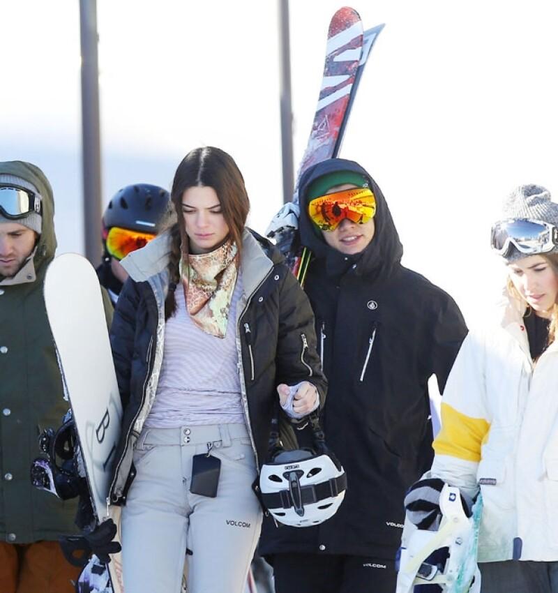 Por petición de Harry, todas sus citas con Kendall no serán grabadas para el show de la familia.