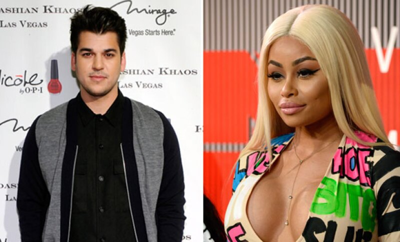 Se dice que Rob Kardashian y Blac Chyna ya estudian la posibilidad de tener supropio reality show.