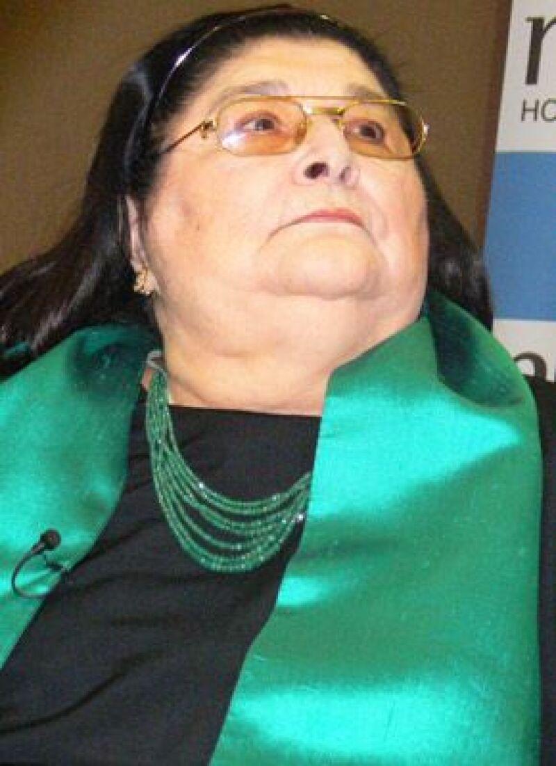 La familia de la máxima representante del folclore argentino informó que sus restos permanecerán durante toda la noche en el Salón de los Pasos Perdidos.