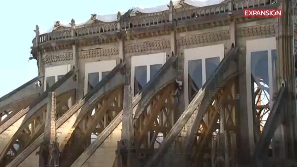 Los nuevos pasos para la reconstrucción de Notre Dame