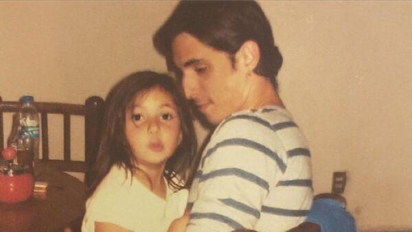 Penélope y Alberto Guerra
