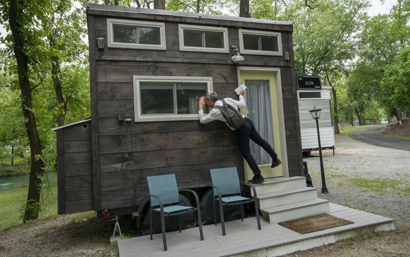 Mini vivienda - Estados unidos - casa