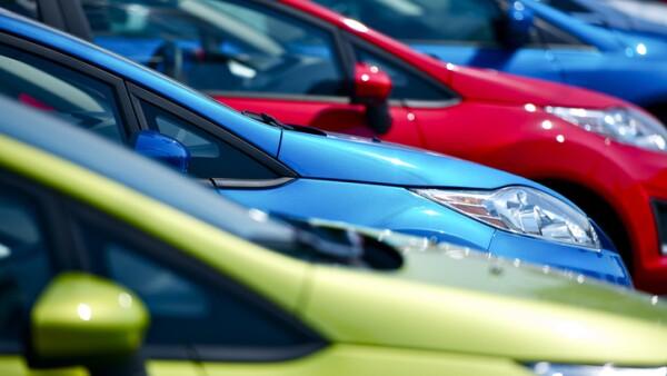 Lote de autos a la venta
