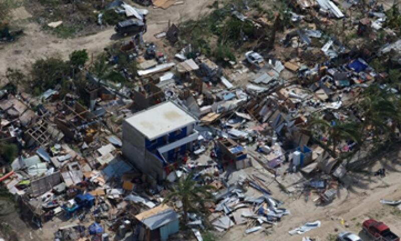 El Gobierno federal ha iniciado una evaluación de los daños causados por Odile. (Foto: tomada de www.presidencia.gob.mx)