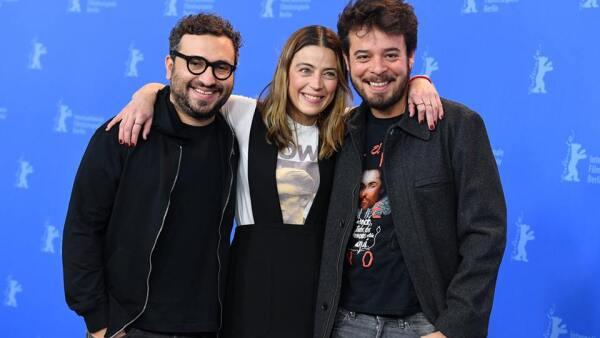 Director y actores