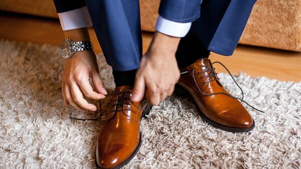 ¿Zapatos perfectos para un traje?
