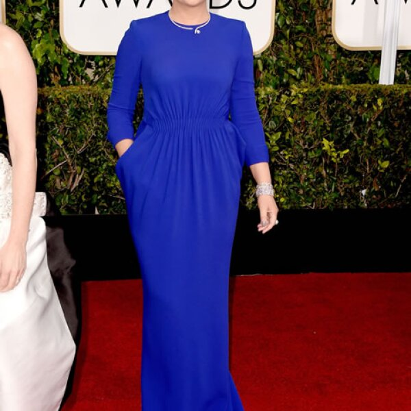 Amy Poehler en Stella McCartney.