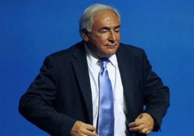 El director gerente del FMI, dijo que Dominique Strauss-Kahn, busca evitar que los países acumulen reservas. (Foto: Reuters)