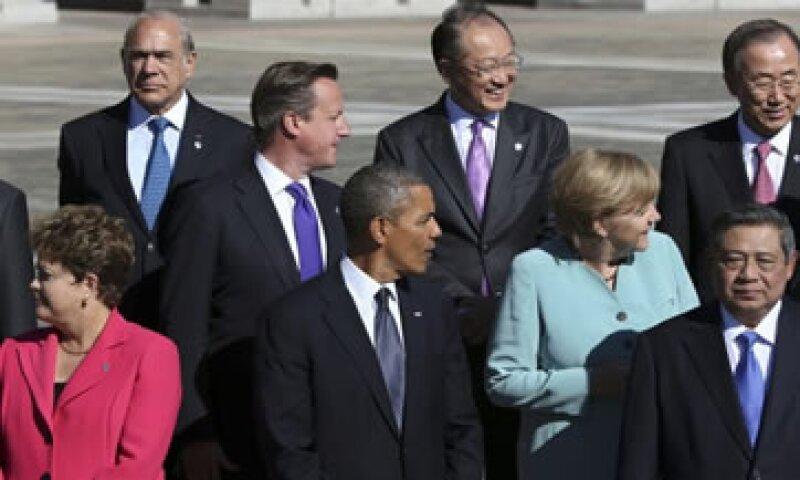 El G20 se formó en el 2009 en respuesta a la crisis financiera global. (Foto: Reuters)