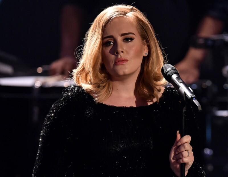 Adele cantará en la entrega.