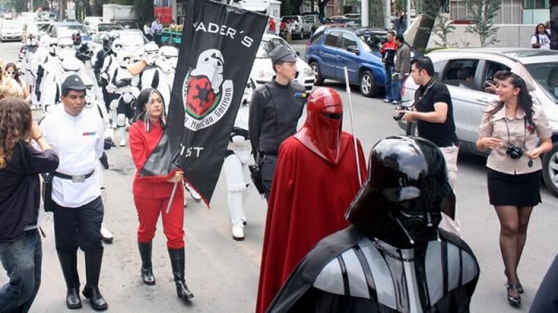 fanaticos Star Wars