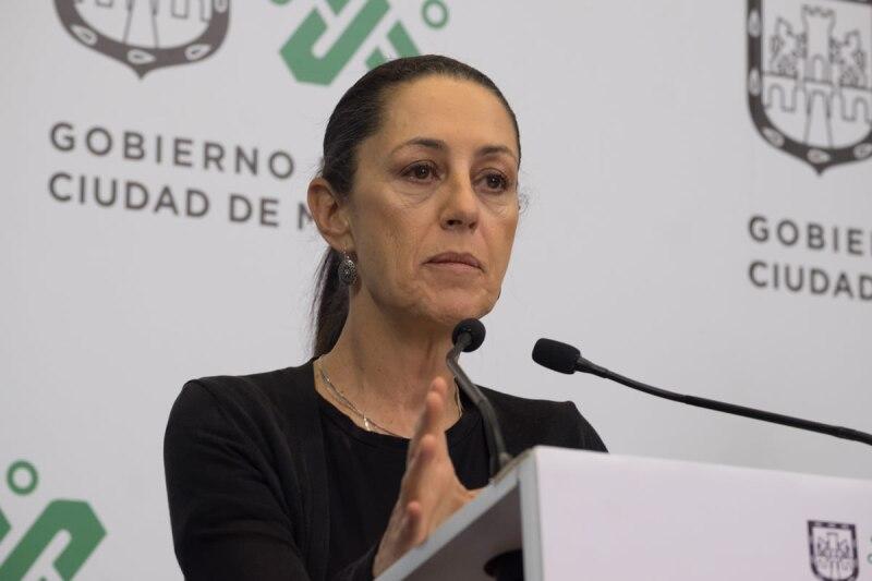 Conferencia - Claudia Sheinbaum - CDMX