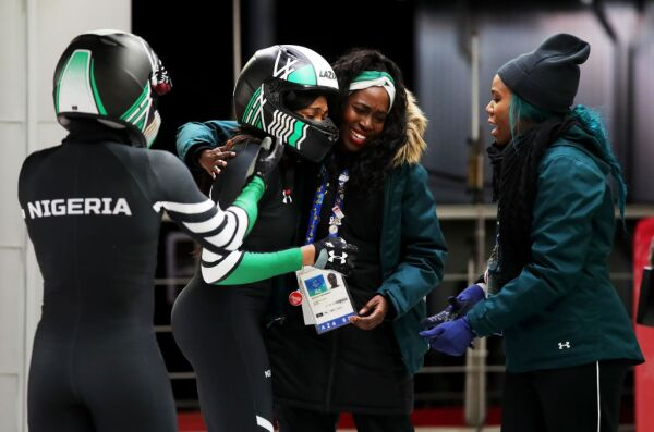 Nigeria PyeongChang 2018
