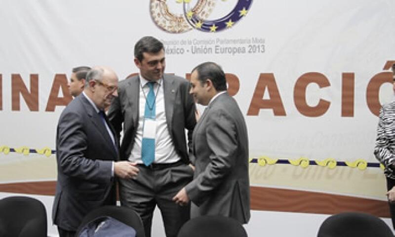 El acuerdo se dio dentro de la XV Reunión de la Comisión Parlamentaria Mixta México-UE. (Foto: Cuartoscuro)