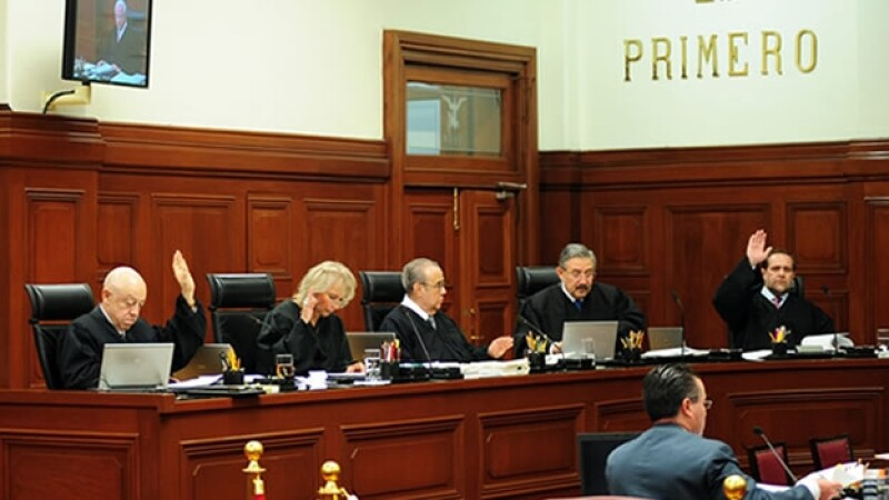 ministros suprema corte de justicia