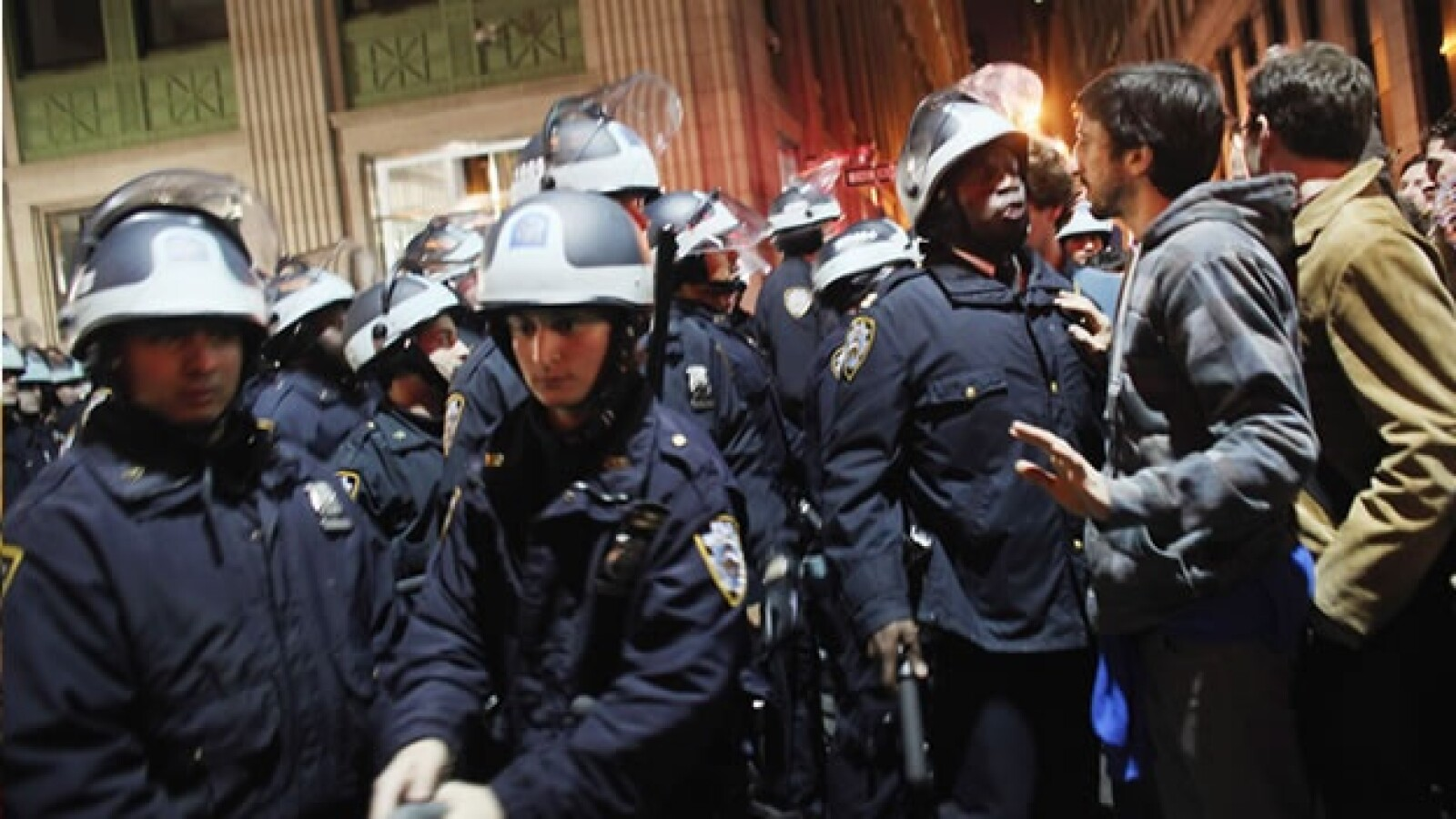 ocupa, wall street, indignados