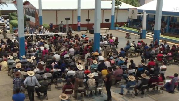 Indígenas le dan la espalda al sistema electoral-AFP