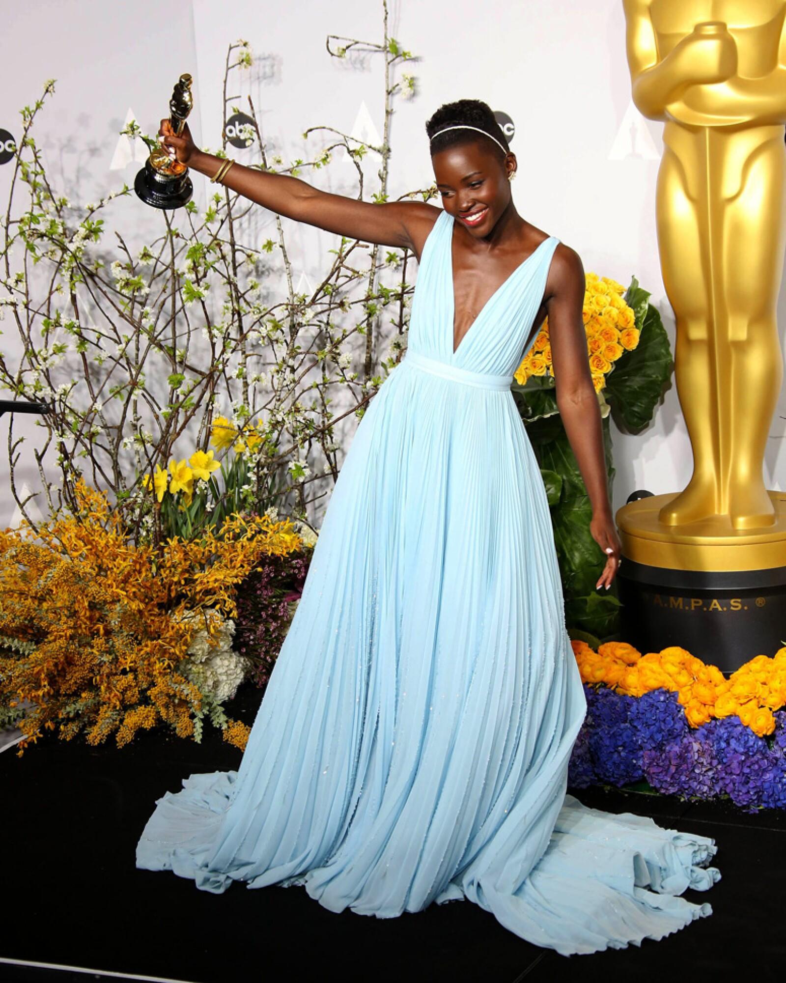 86th Annual Academy Awards Oscars, Press Room, Los Angeles, America - 02 Mar 2014