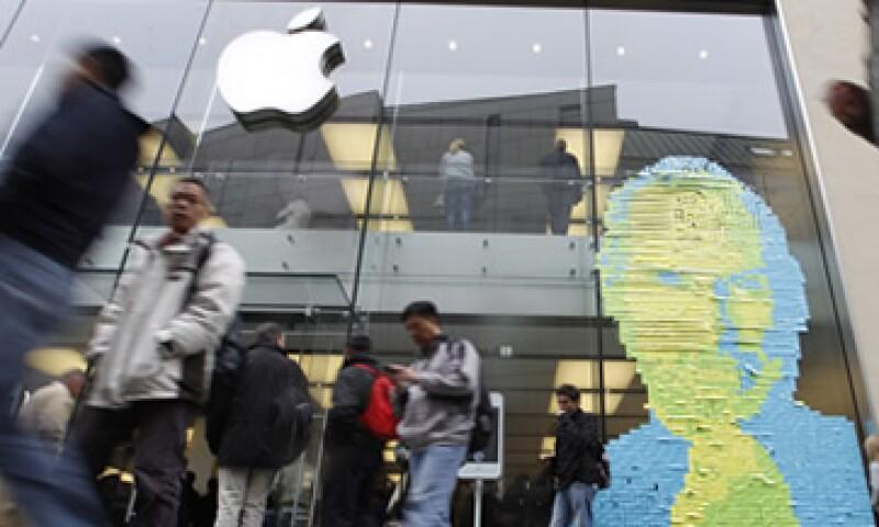 Apple ocupa cuatro lugar en el ranking de Greenpeace, detrás de Hewlett-Packard, Dell y Nokia. (Foto: Reuters)