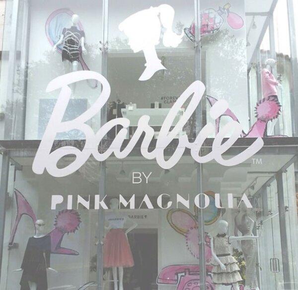 Esta colección estará a la venta todo el mes de febrero en la nueva sucursal de Pink Magnolia.