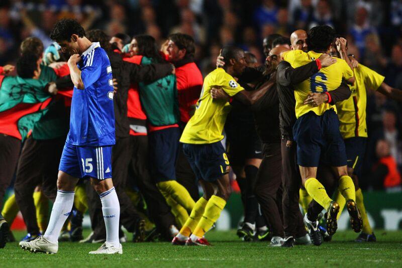 Chelsea Barcelona 2009