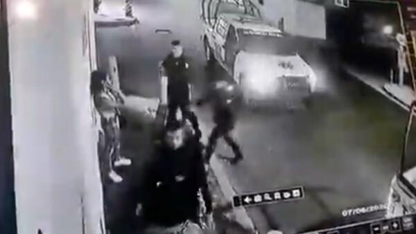 policías Neza