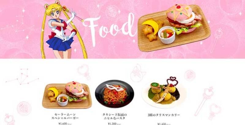 Si eres fan de Sailor Moon, ¡prepárate para reservar un viaje a Tokio! Existe un pop-up café con los platillos más kawaii de la historia. ¿Lista para conocerlo?