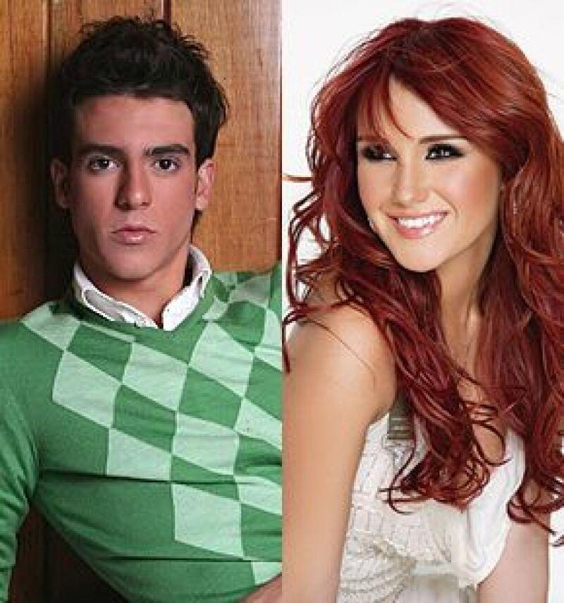 Pablo Lyle aceptó que él y su compañera en la telenovela 'Verano de amor' son más que amigos y aseguró está feliz.