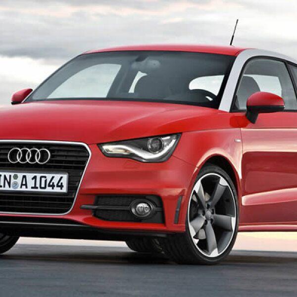 El nuevo integrante de Audi es el modelo A1, el más pequeño de la automotriz alemana, y con el que incursiona en un mercado para competir directamente con el Mini de BMW en México.