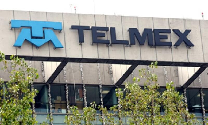 Telmex controla el 80% del mercado de telefonía fija en México. (Foto: Cuartoscuro)