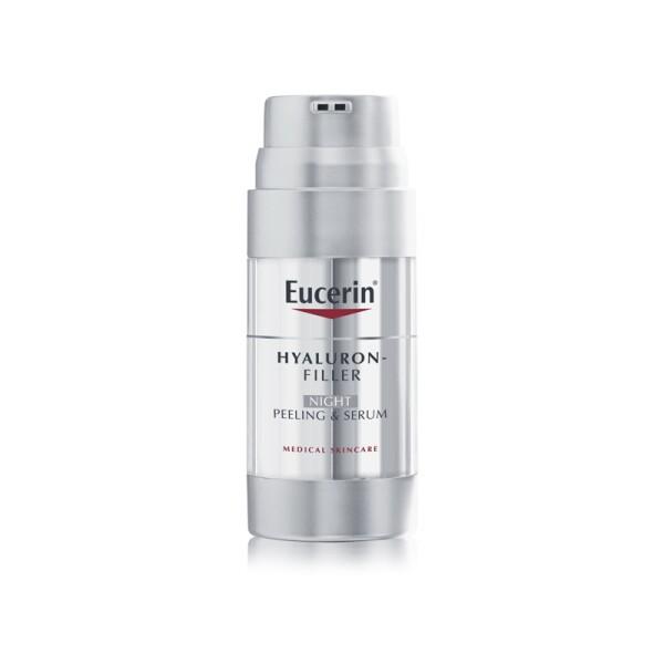 Eucerin Hyaluron-Filler Night Peeling Serum