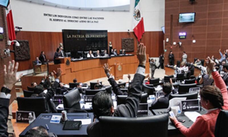 El PAN señala que dará batalla al bloque que hicieron el PRI y el PRD para aprobar la reforma fiscal.   (Foto: Cuartoscuro)