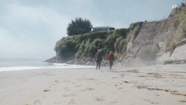 Las playas en California son de todos, pero más de los ricos